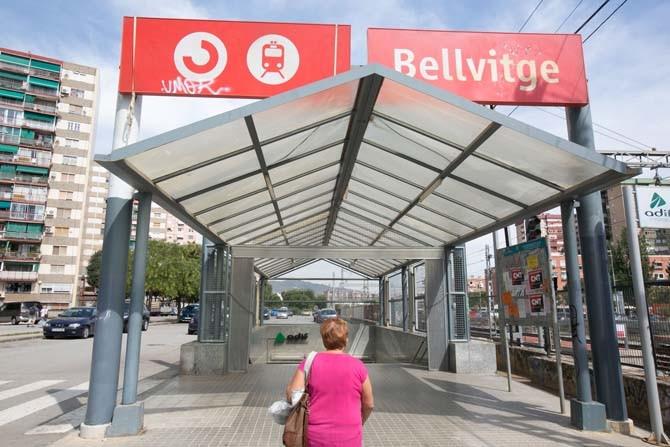 Renfe Licita Las Obras Para Mejorar Los Accesos A La Estación De Bellvitge