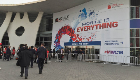 Mobile World Congres MWC18