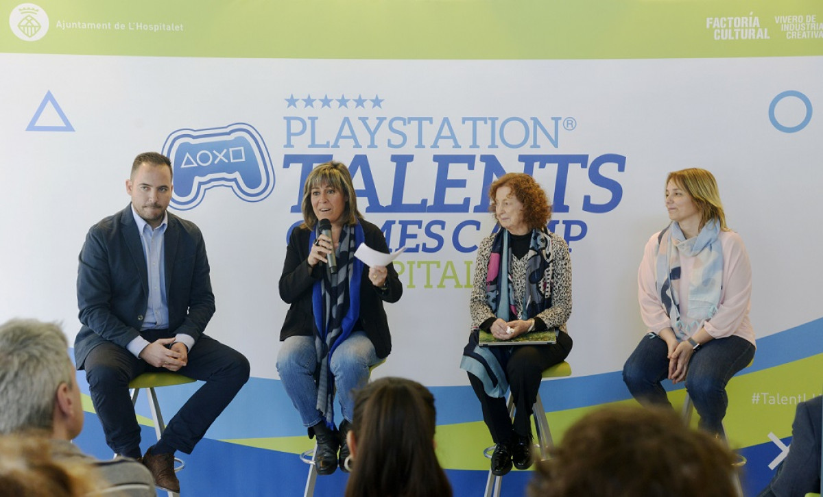 Nuria Marin Playstation