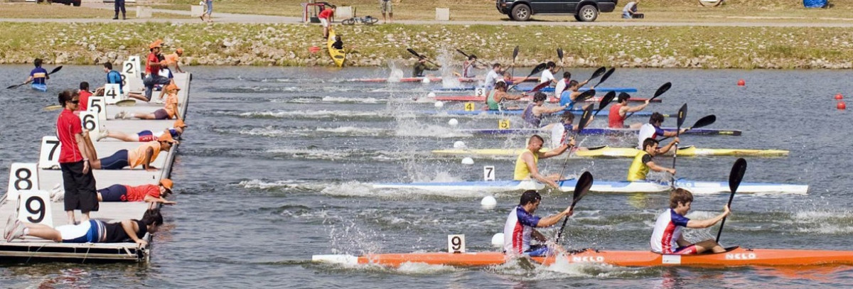 Canal olimpic castelldefels