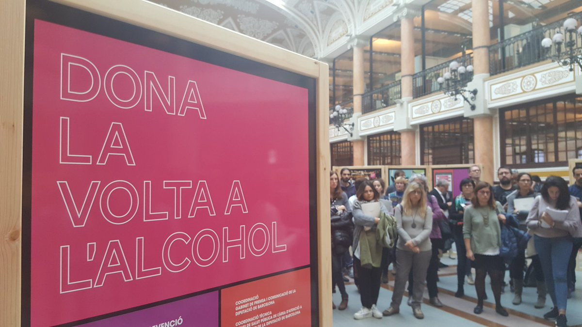 Expo contra alcohol