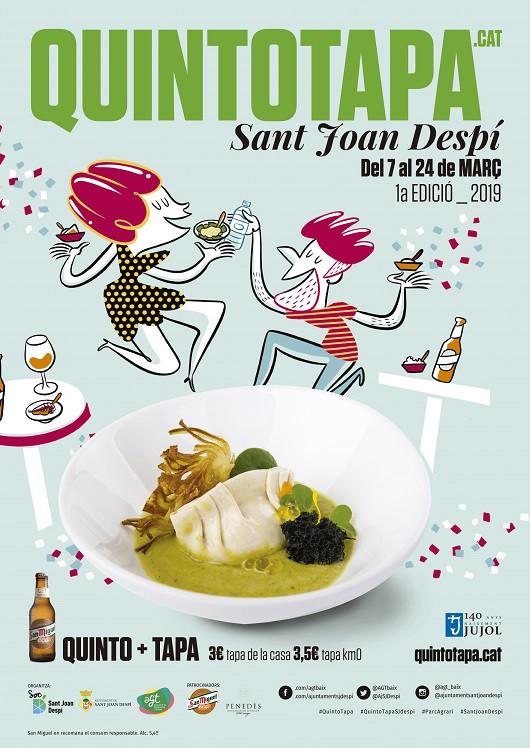 QuintoTapa Sant Joan Despu00ed