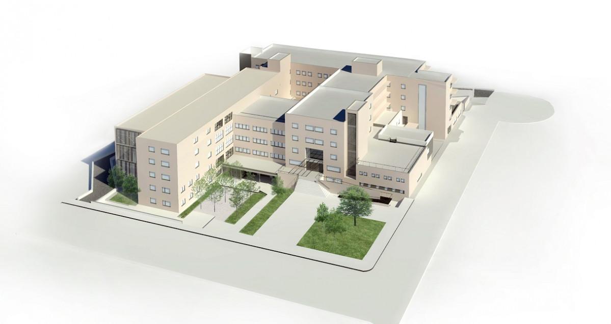 Remodelacion hospital martorell