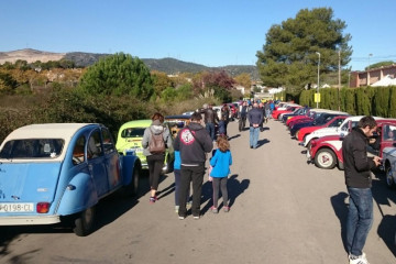 Vehiculos clasicos begues