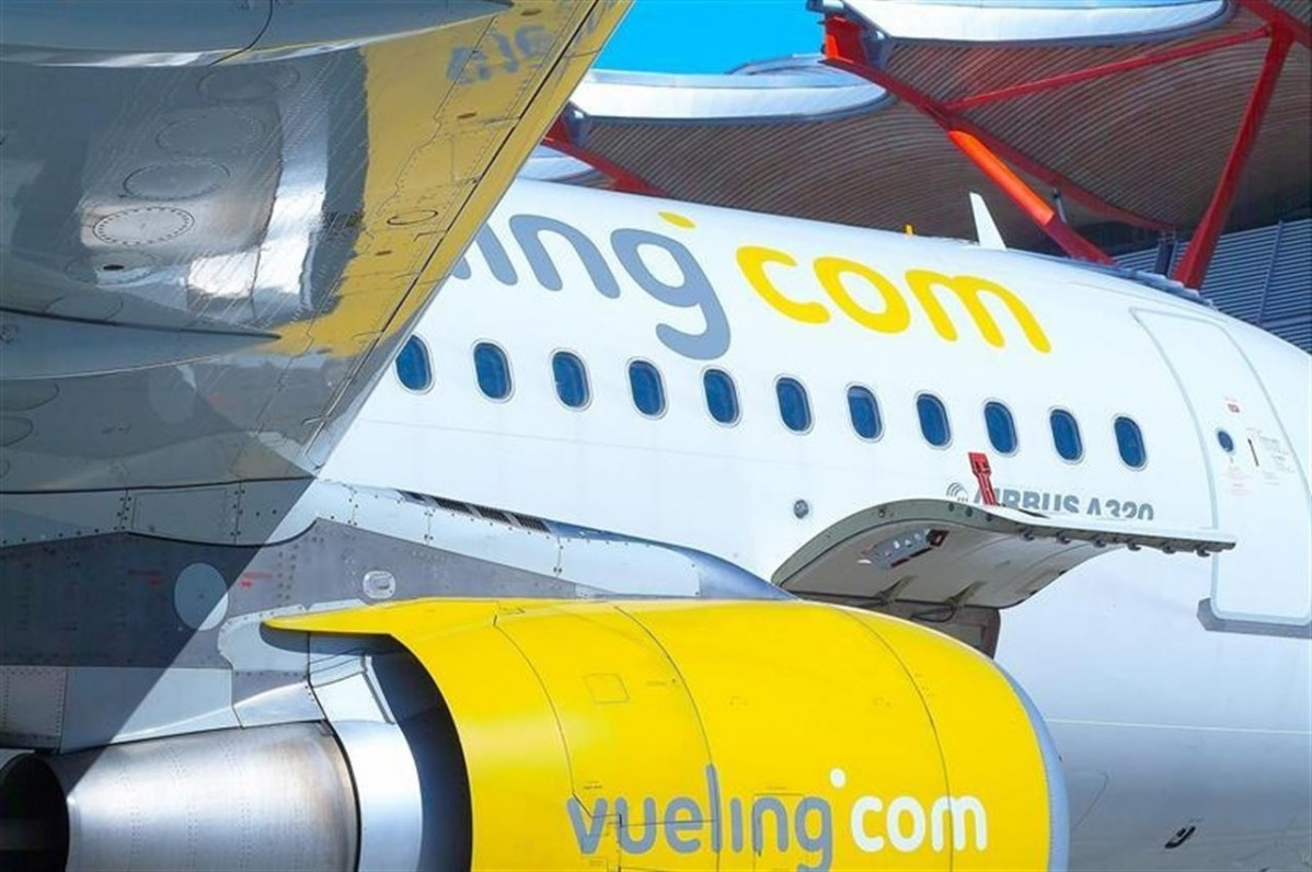 Vueling caos