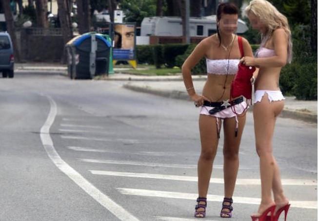prostitución voluntaria prostitutas en gava