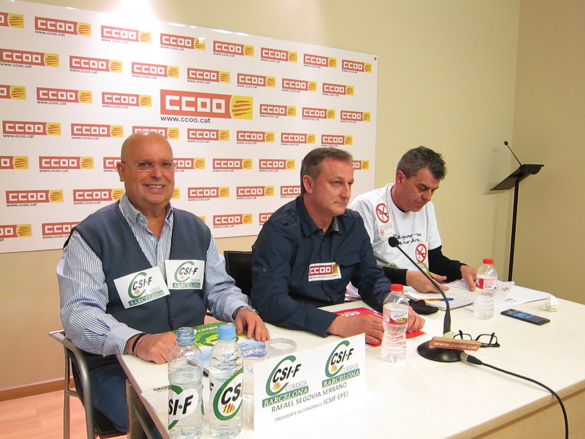 Csif ccoo ugt sindicatos