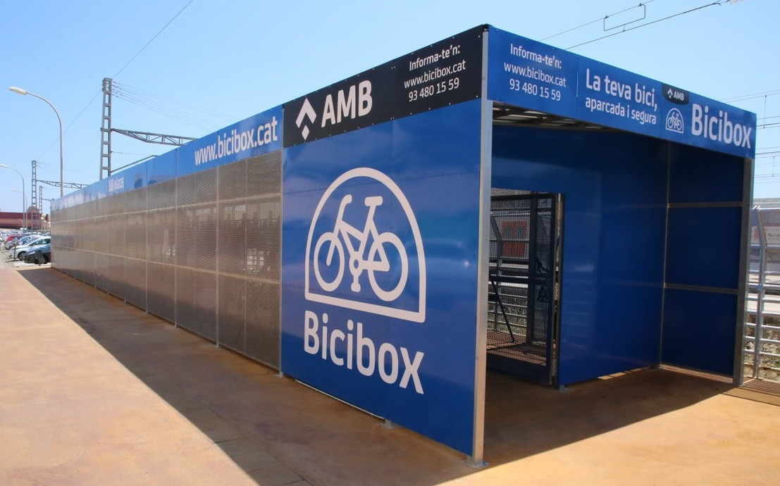 Bicibox gava