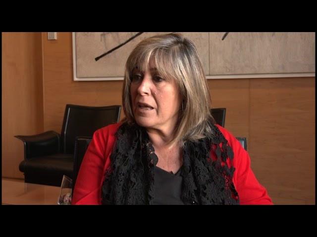 Núria Marín defensa l'aposta de la Diputació per l'Agenda 2030 i els ODS a Durban