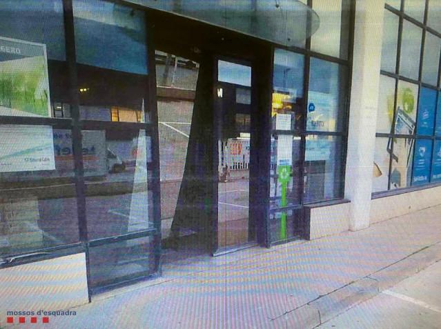 Sucesos.- Tres detenidos por presuntamente robar en una empresa de L'Hospitalet (Barcelona)